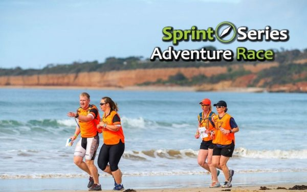 4 runners for Sprint Series Adventure Race