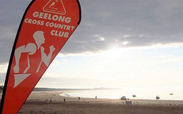 Geelong Cross Country Cub flag