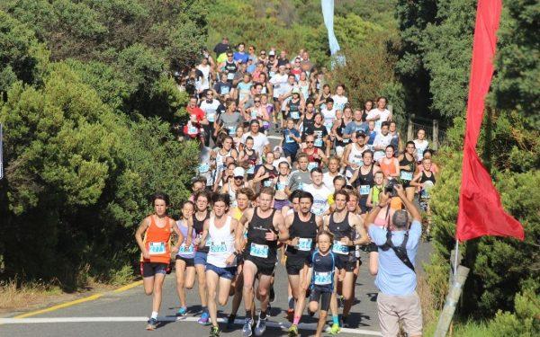 Bells Bash runners