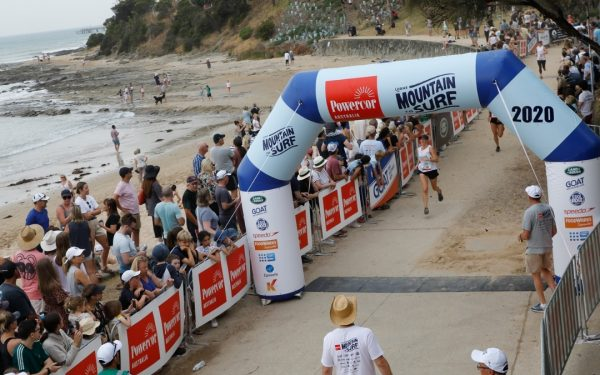 Mountain to Surf runners